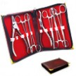8 Piece Set Of Piercing Tools
